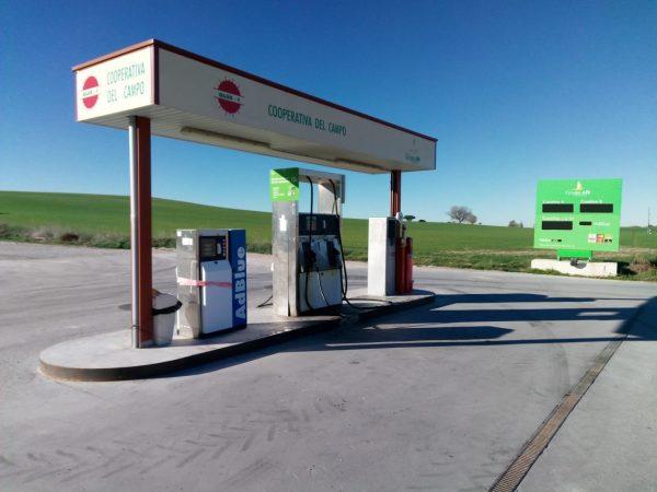 Gasolinera Fuentesauco